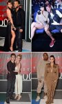 Kim Kardashian & Kanye & More Of The Hottest Couples At The VMAs