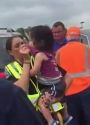 Child Left in Hot Car by Mother Shopping in Costco! (VIDEO)